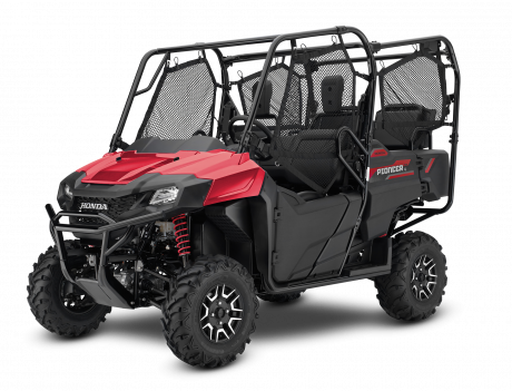 Honda Pioneer 700-4 Deluxe 2020