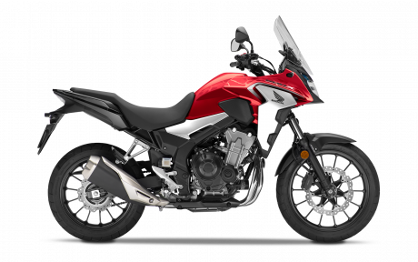 Honda CB500X Rouge Grand Prix 2020