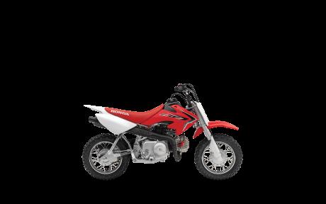 Honda CRF50F Rouge extrême 2020