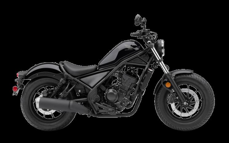 Honda REBEL 300 Noir Graphite 2020