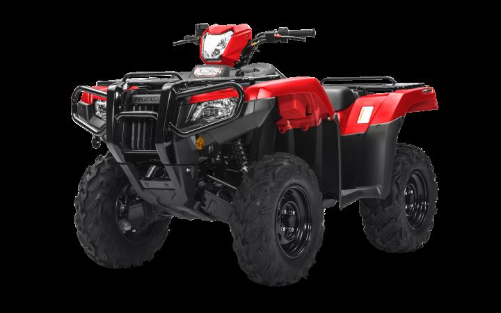 Honda Promotions – VTT – Avril Modèles 2021